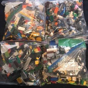 LEGO Bulk Assorted Pieces